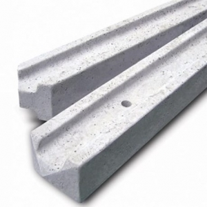 Concrete slotted posts category