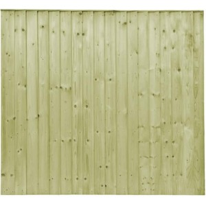 Heavy Duty Close boarded Panels